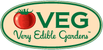 VEG - Very Edible Gardens logo