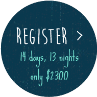 Register now, only $2300
